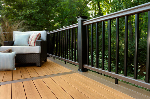 decking and railing