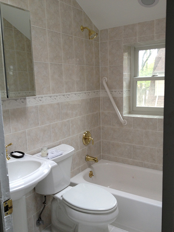 long island bathroom remodeling usa remodeling inc